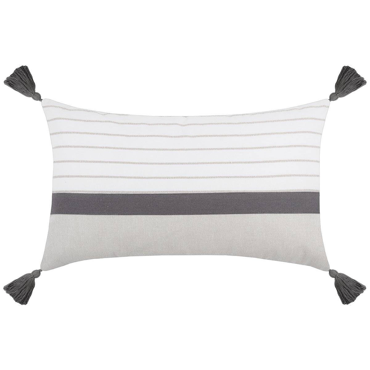 Διακοσμητικό Μαξιλάρι (30×50) S-F Monica Gris C0A443002
