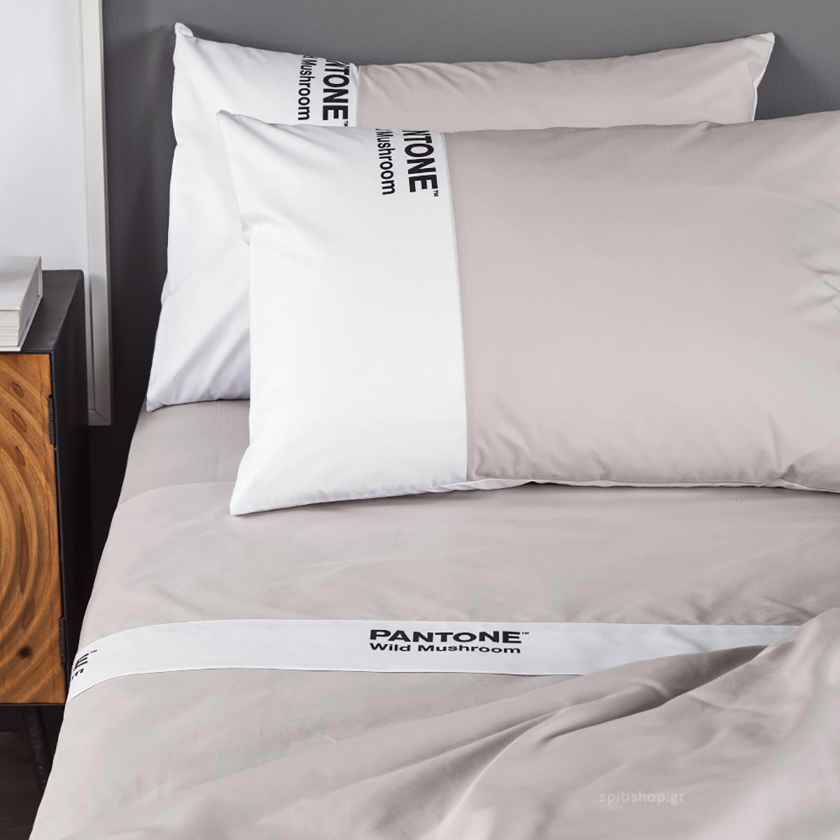 Σεντόνια King Size (Σετ) Kentia Stylish Pantone 4203