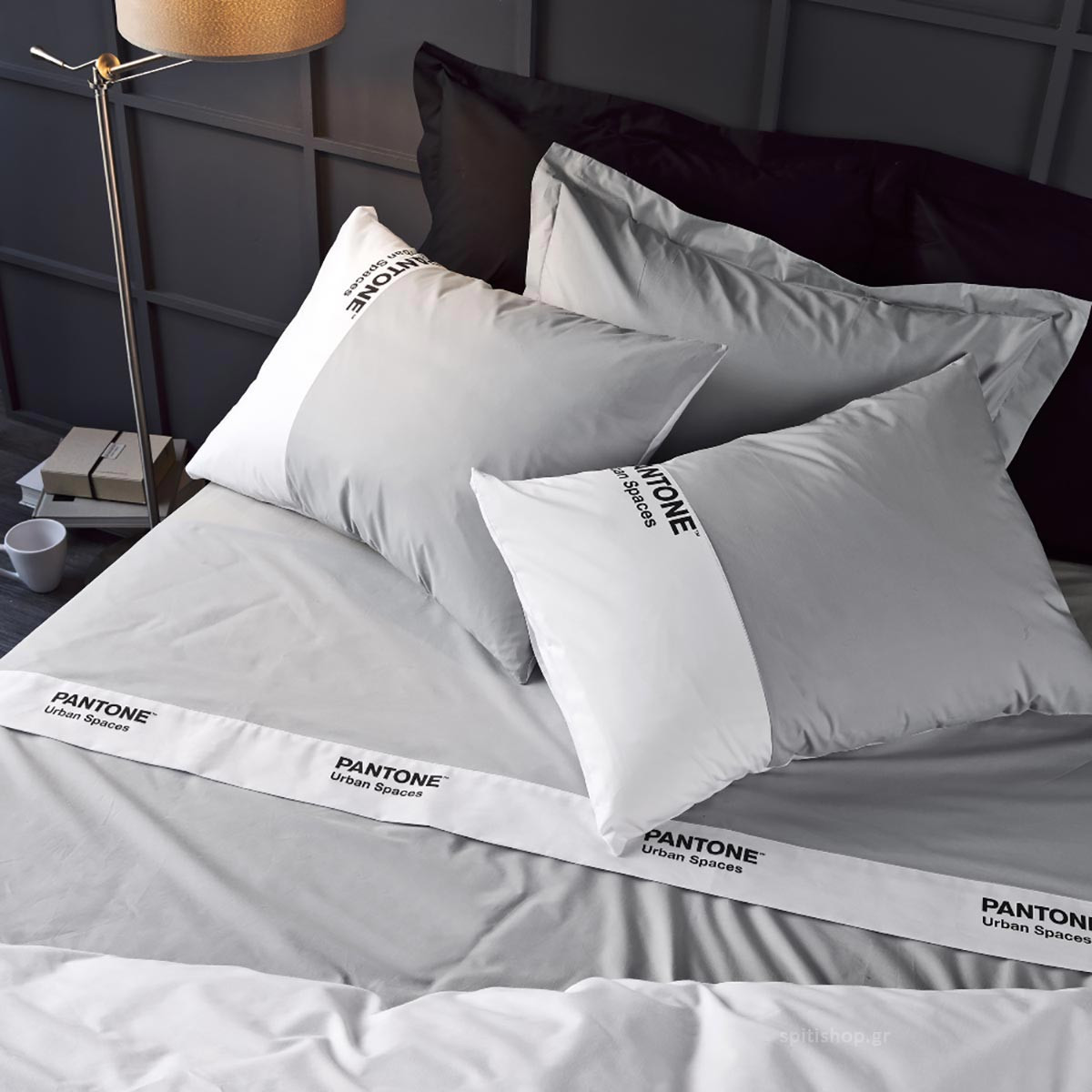 Σεντόνια King Size (Σετ) Kentia Stylish Pantone 4204