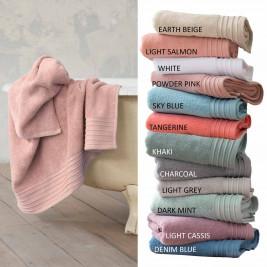 Πετσέτες Μπάνιου (Σετ 3τμχ) Nima Towels Feel Fresh