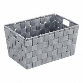Καλάθι Αποθήκευσης (30x20x15) Wenko Adria Grey 22791100