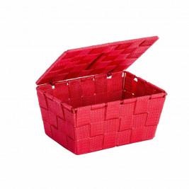 Κουτί Αποθήκευσης (19x14x10) Wenko Adria Red 22202100