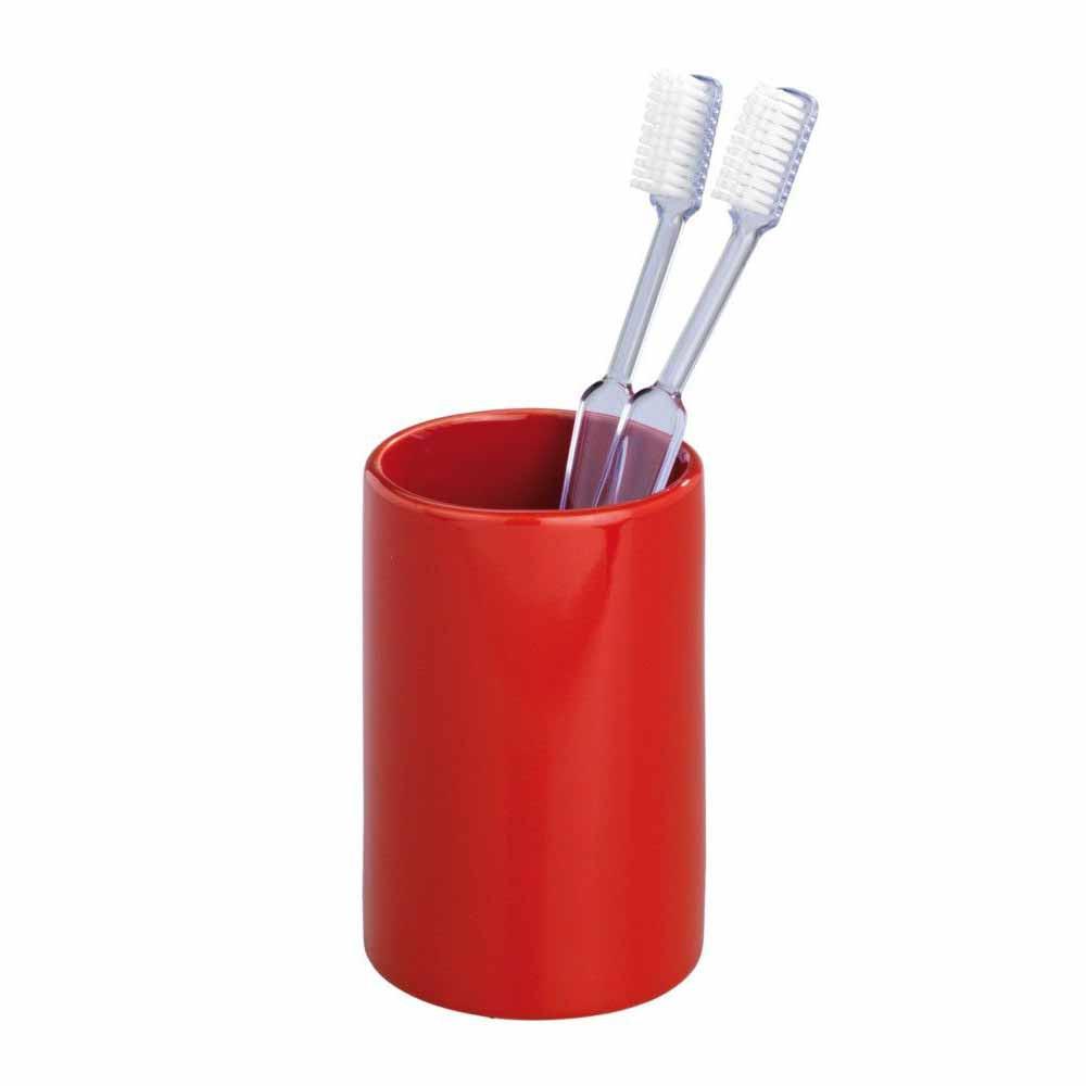 Ποτήρι Οδοντόβουρτσας Wenko Polaris Red 19270100
