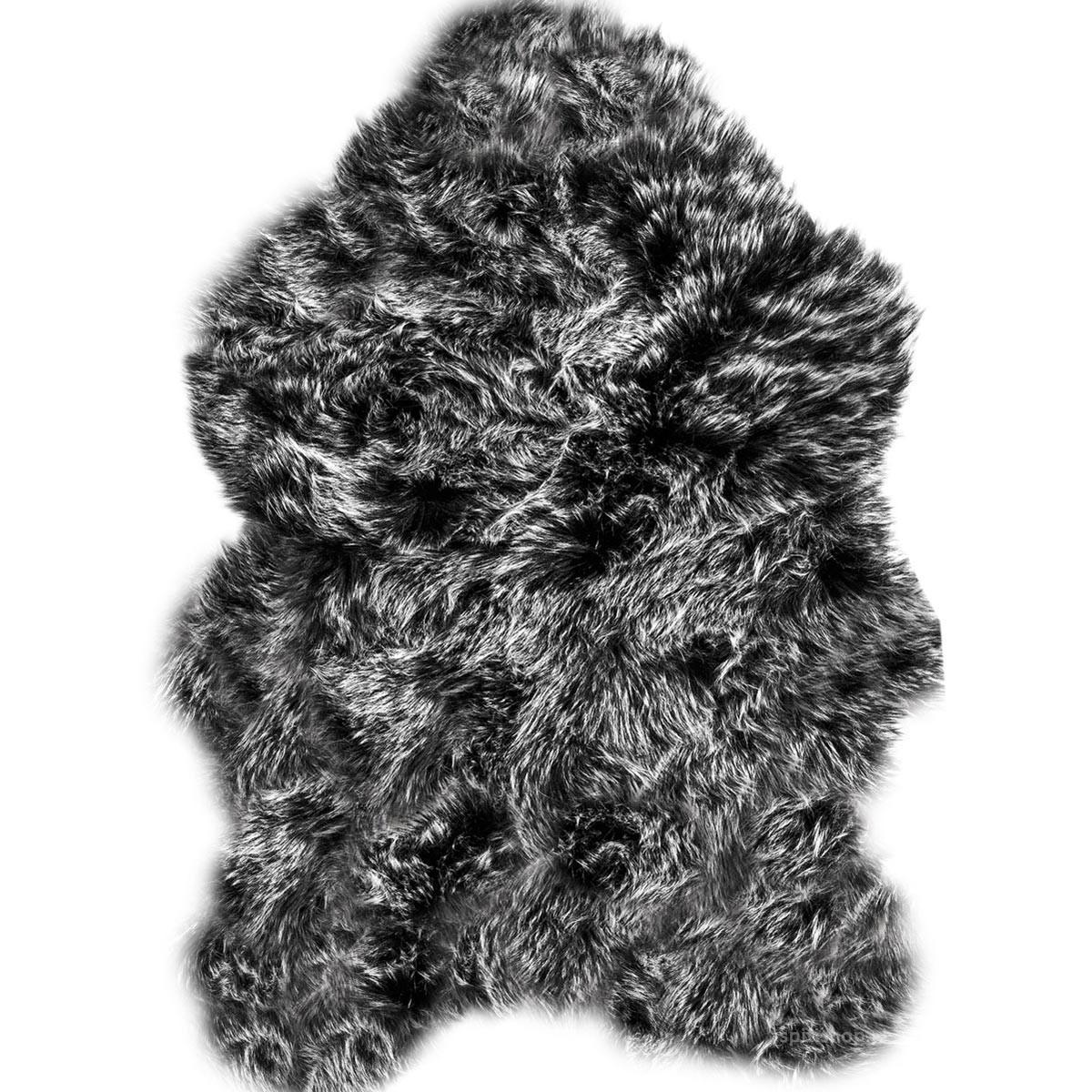 Γούνινο Χαλί Διαδρόμου (70×110) Kentia Loft Foxy 04