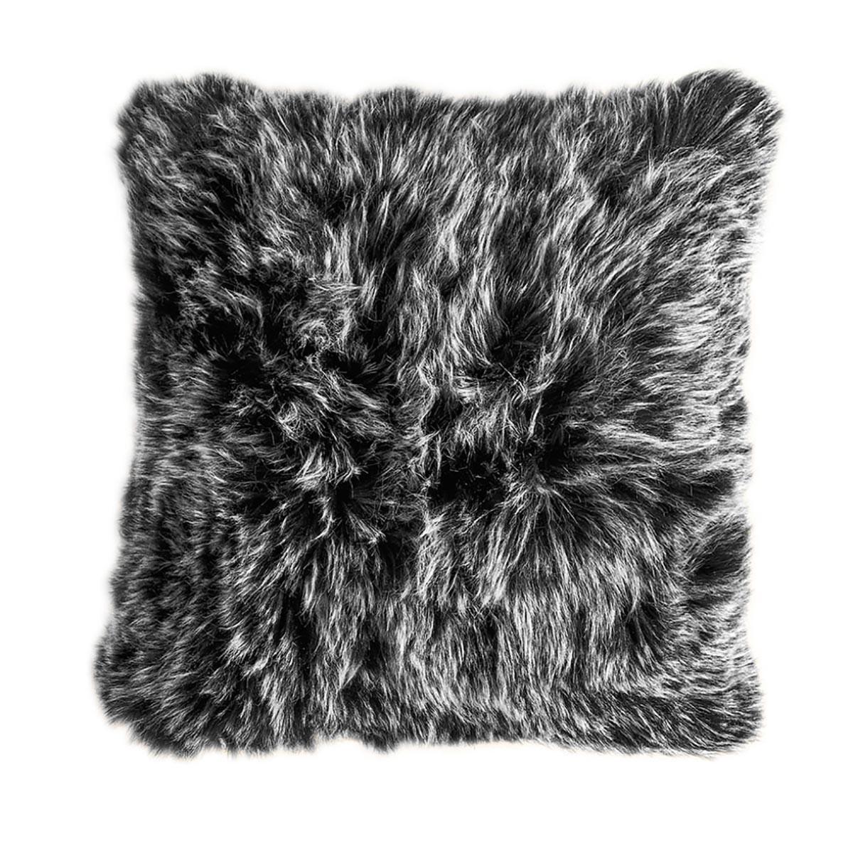 Γούνινη Διακοσμητική Μαξιλαροθήκη (50×50) Kentia Loft Foxy 04