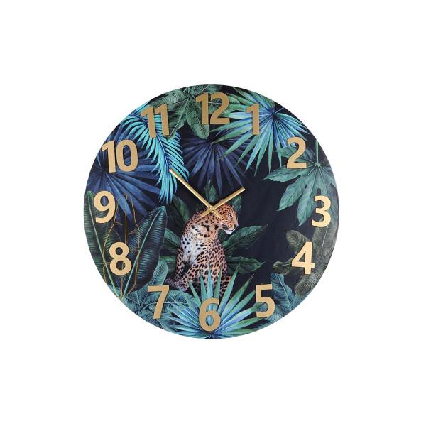 Ρολόι Τοίχου S-F WildChic Vert DCA178001