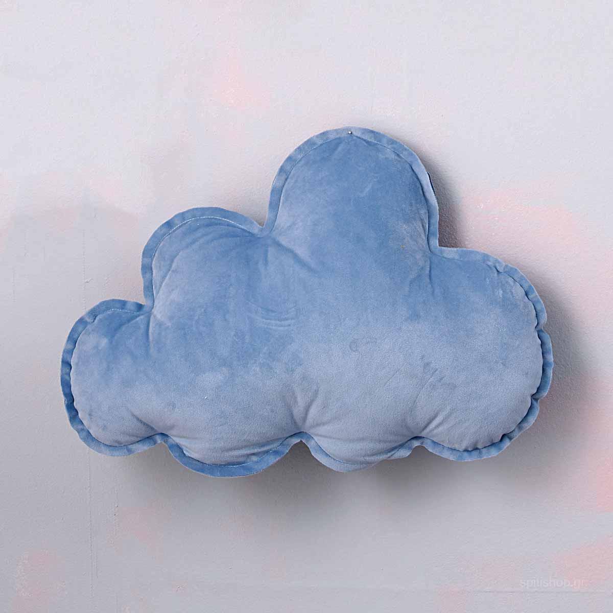 Διακοσμητικό Μαξιλάρι (46x34) Palamaiki VF800 Blue