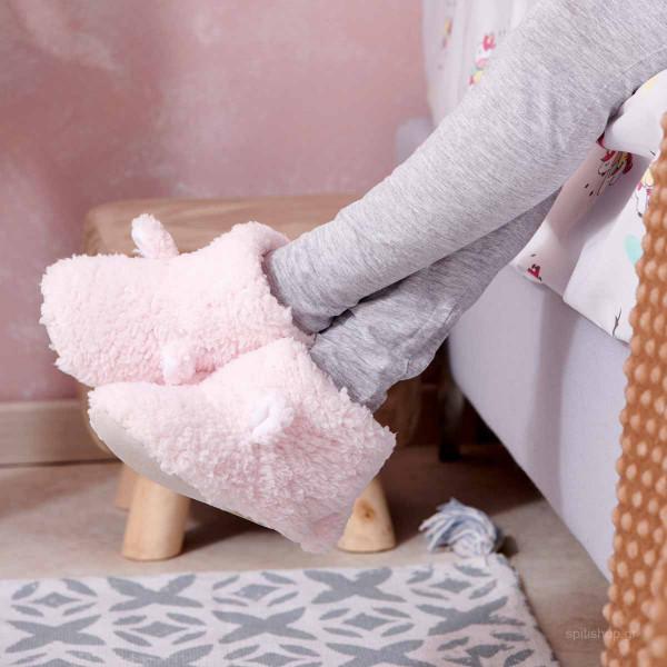 Παιδικά Παντοφλάκια Palamaiki NB0127 Pink