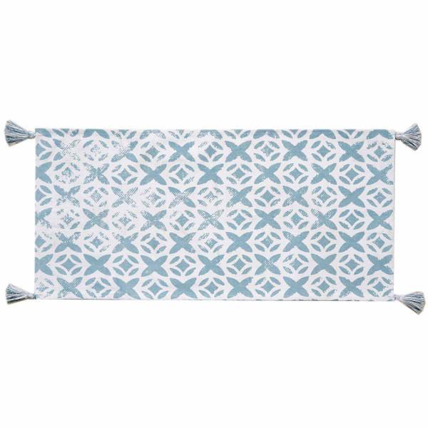 Χαλί Διαδρόμου (60x130) Palamaiki Tile Ciel
