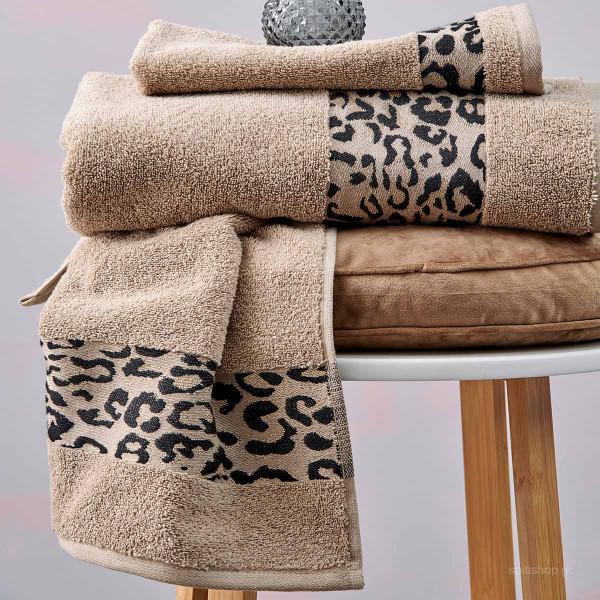 Πετσέτες Μπάνιου (Σετ 3τμχ) Palamaiki Towels Animale