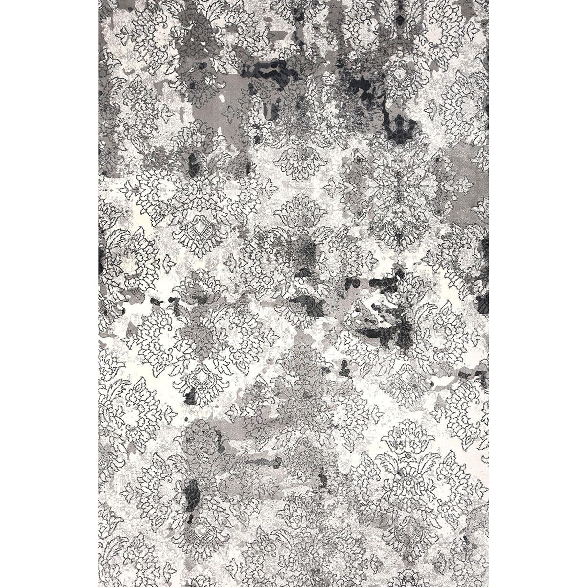 Χαλιά Κρεβατοκάμαρας (Σετ 3τμχ) Colore Colori Grey Art 6009