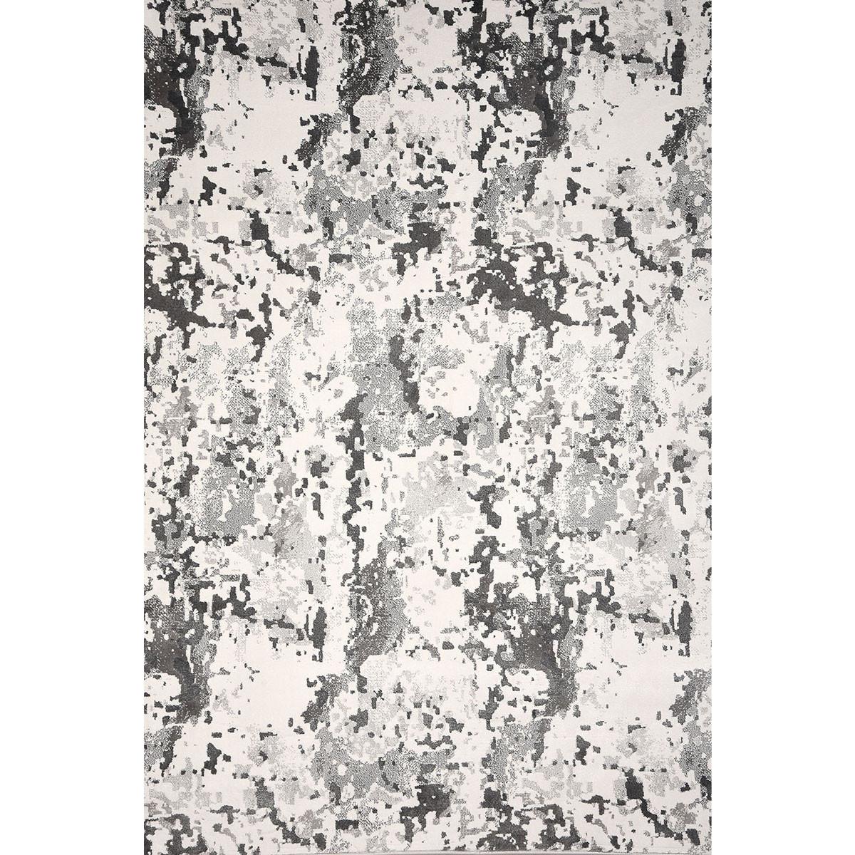 Χαλιά Κρεβατοκάμαρας (Σετ 3τμχ) Colore Colori Grey Art 7300
