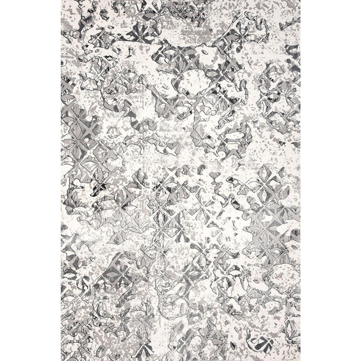 Χαλιά Κρεβατοκάμαρας (Σετ 3τμχ) Colore Colori Grey Art 7301