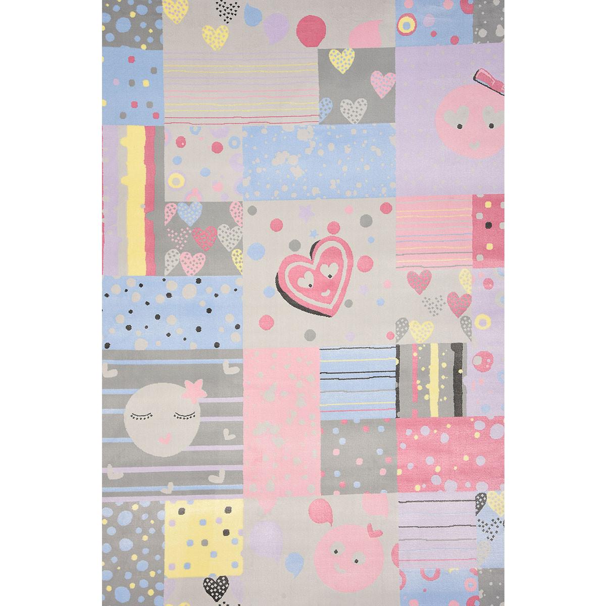 Παιδικό Χαλί (140×200) Colore Colori Healthy Pattern 7572