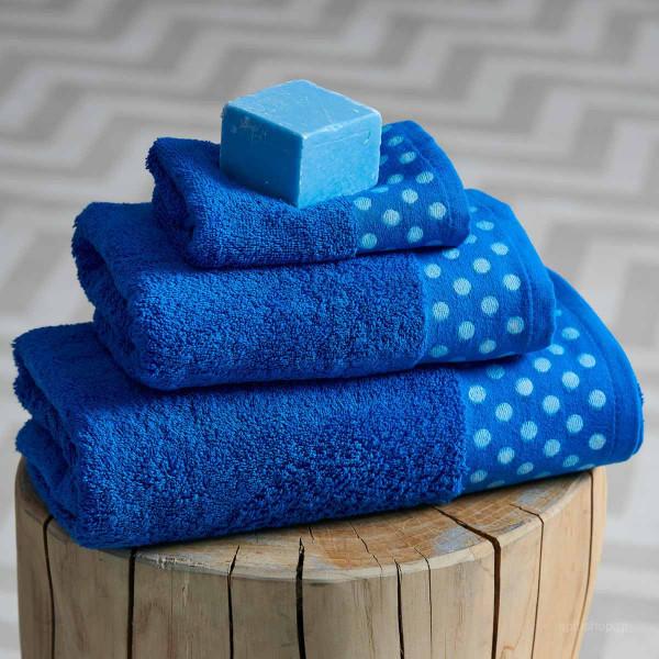 Πετσέτα Χεριών (30x50) Palamaiki Towels Dots