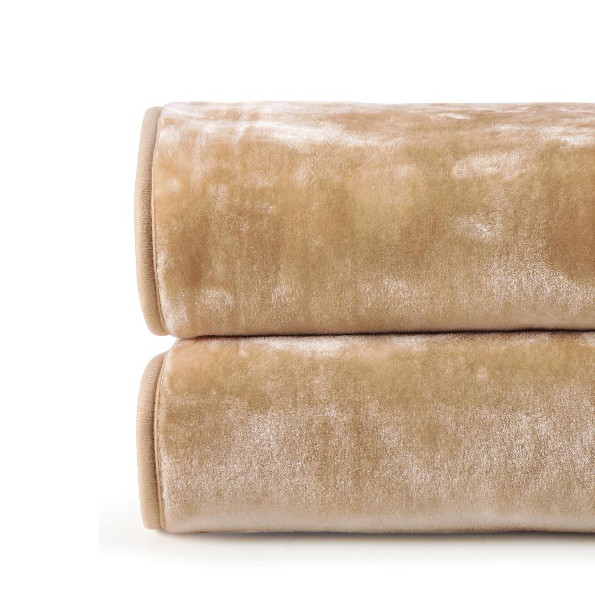 Κουβέρτα Βελουτέ Υπέρδιπλη Kentia Versus Soft 26