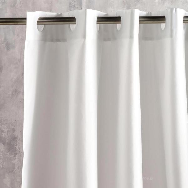 Κουρτίνα Μπάνιου (180x180) Kentia Bath Brisk 12