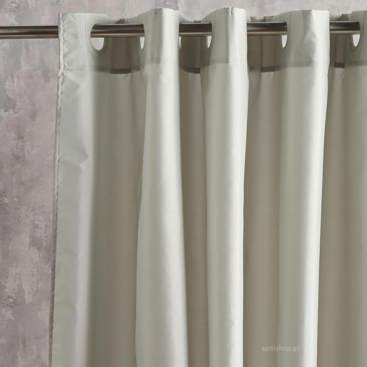 Κουρτίνα Μπάνιου (180×180) Kentia Bath Brisk 10
