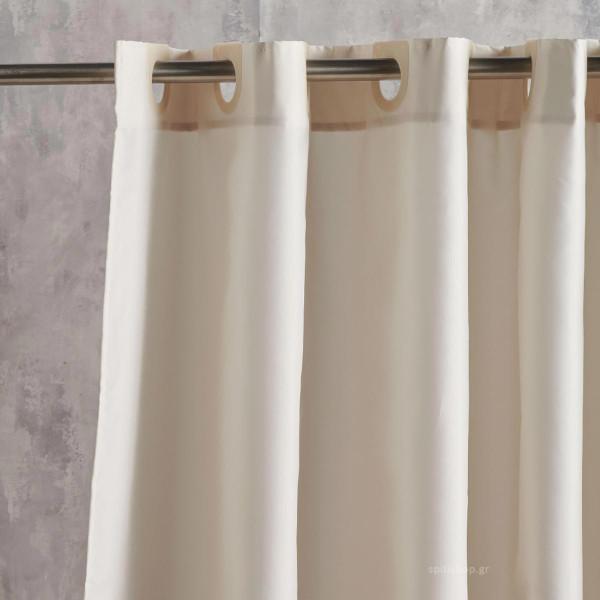 Κουρτίνα Μπάνιου (180x200) Kentia Bath Brisk 26