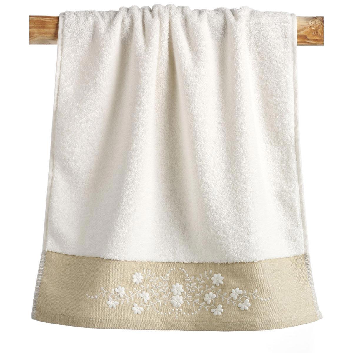 Πετσέτες Μπάνιου (Σετ 3τμχ) Kentia Bath Morena 12