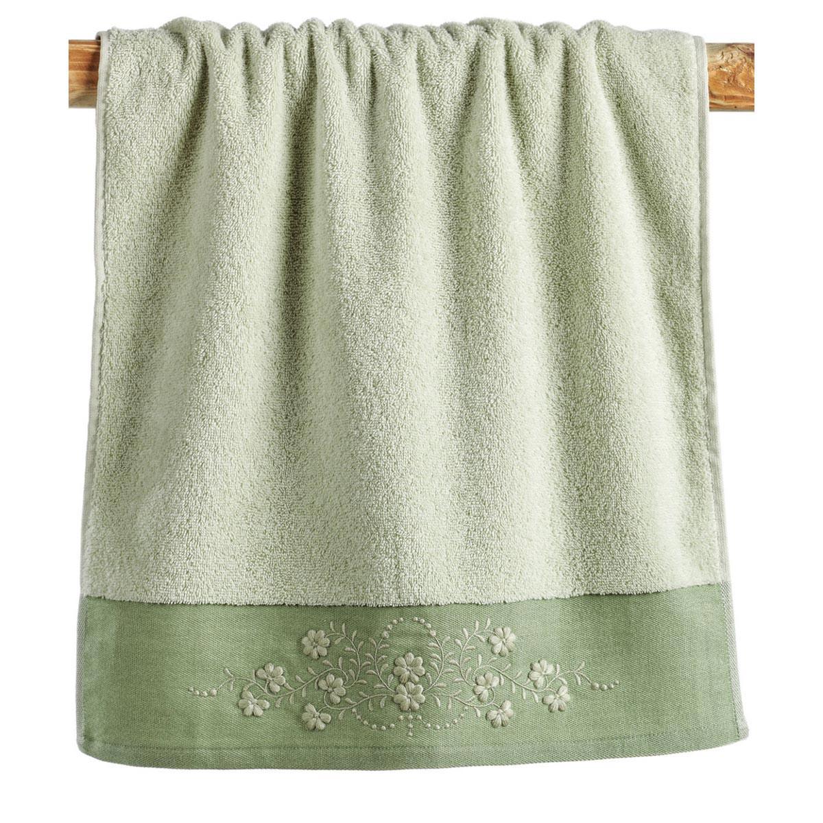 Πετσέτες Μπάνιου (Σετ 3τμχ) Kentia Bath Morena 10