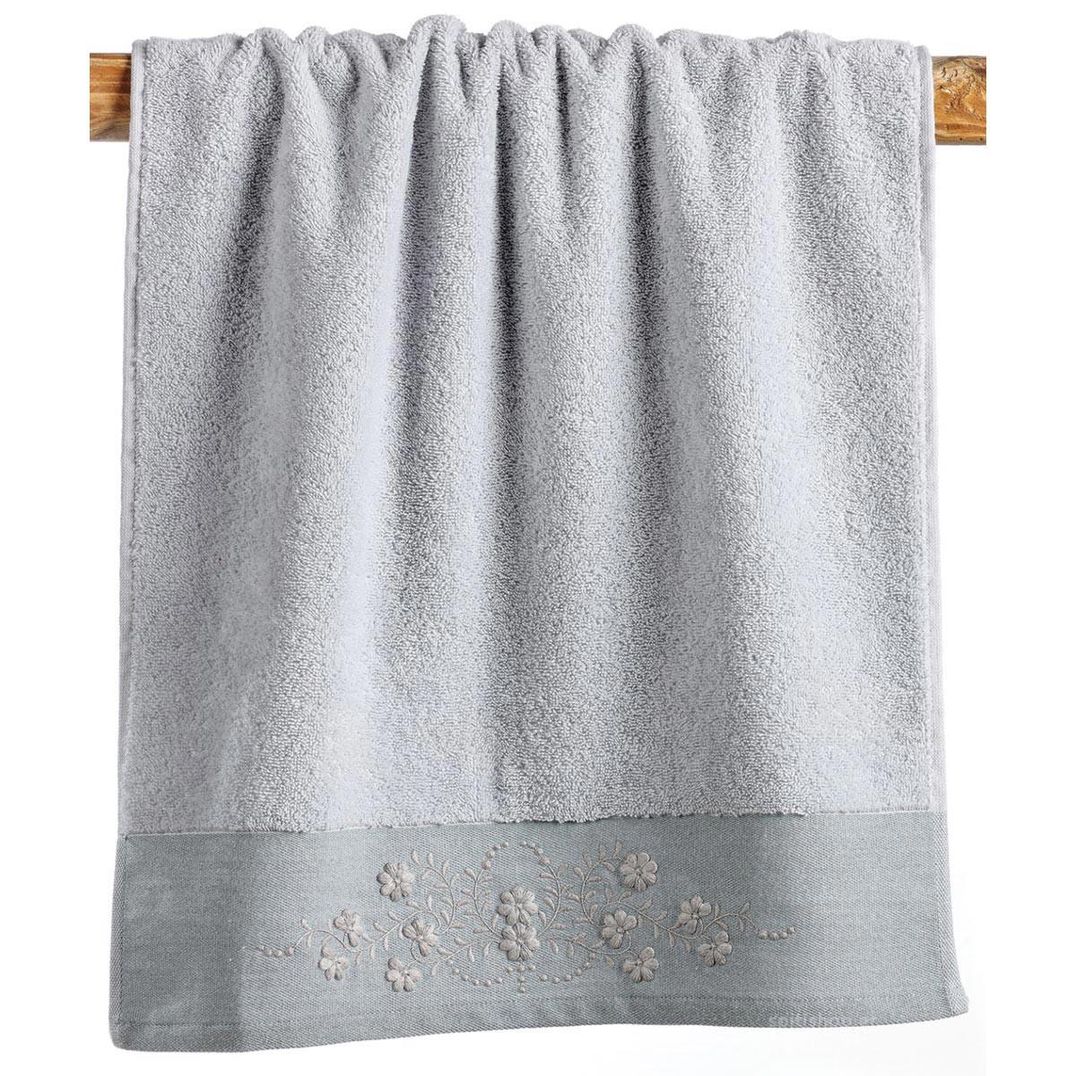 Πετσέτες Μπάνιου (Σετ 3τμχ) Kentia Bath Morena 22