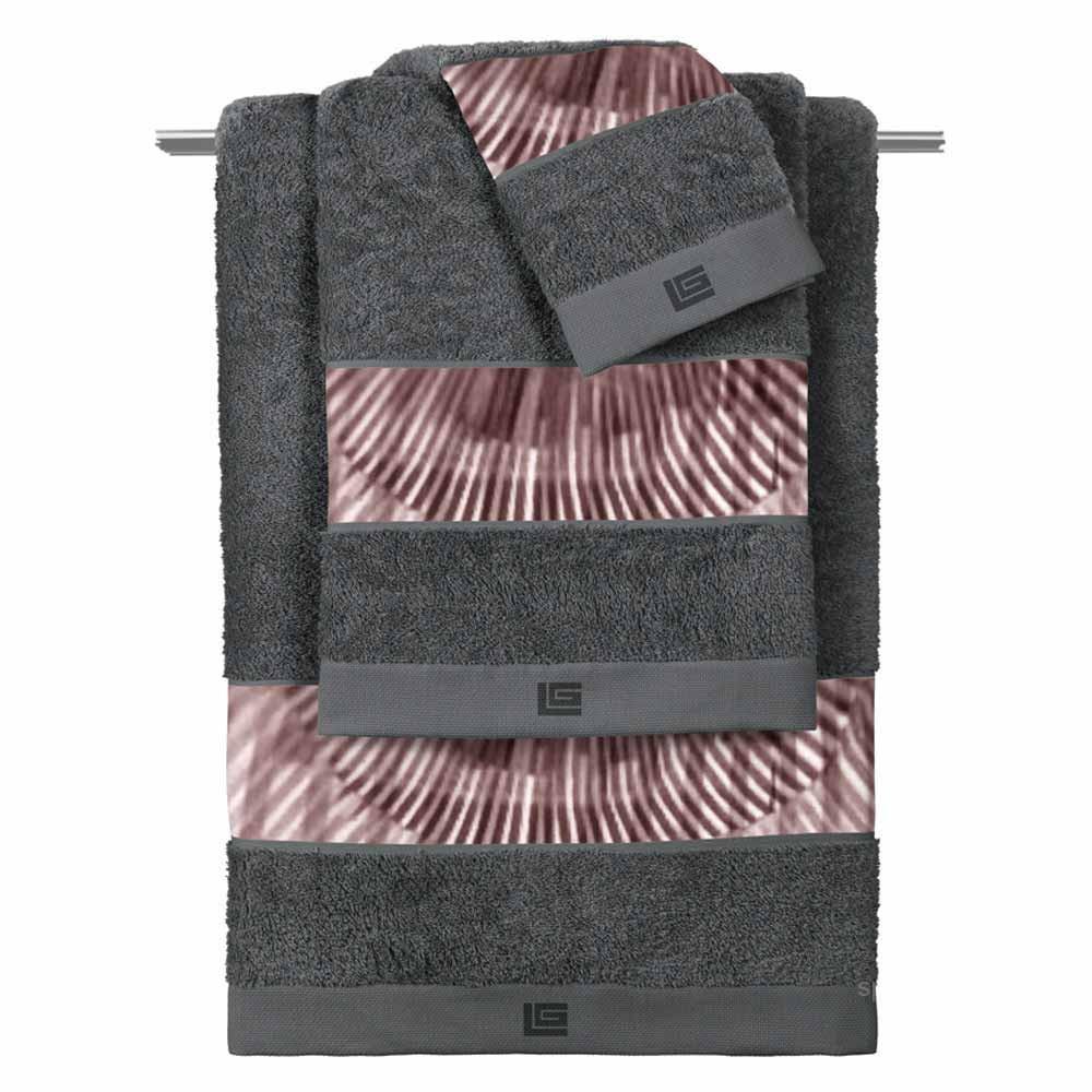 Πετσέτα Προσώπου (50×90) Guy Laroche Vitta Melange