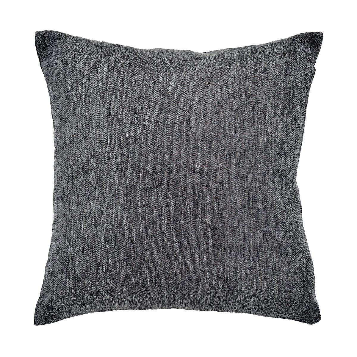 Διακοσμητική Μαξιλαροθήκη (45×45) Rythmos Mandala 02 Grey