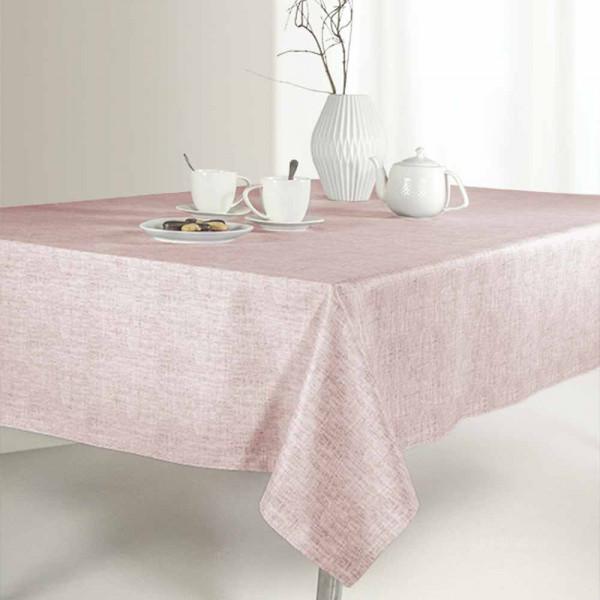 Αλέκιαστο Τραπεζομάντηλο (145x145) Saint Clair 1020 Old Pink