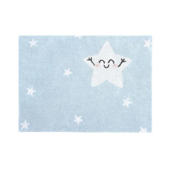 Πλενόμενο Χαλί (120x160) Lorena Canals Happy Star