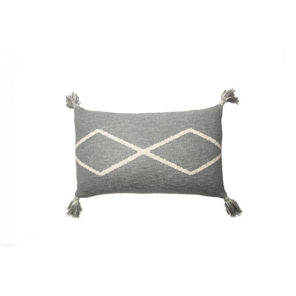 Διακοσμητικό Μαξιλάρι (30×48) Lorena Canals Little Oasis Grey