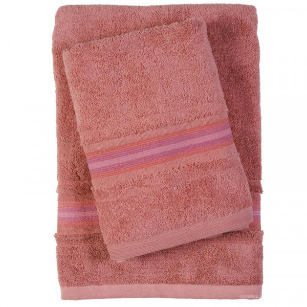 Πετσέτες Μπάνιου (Σετ 3τμχ) Das Home Best 398