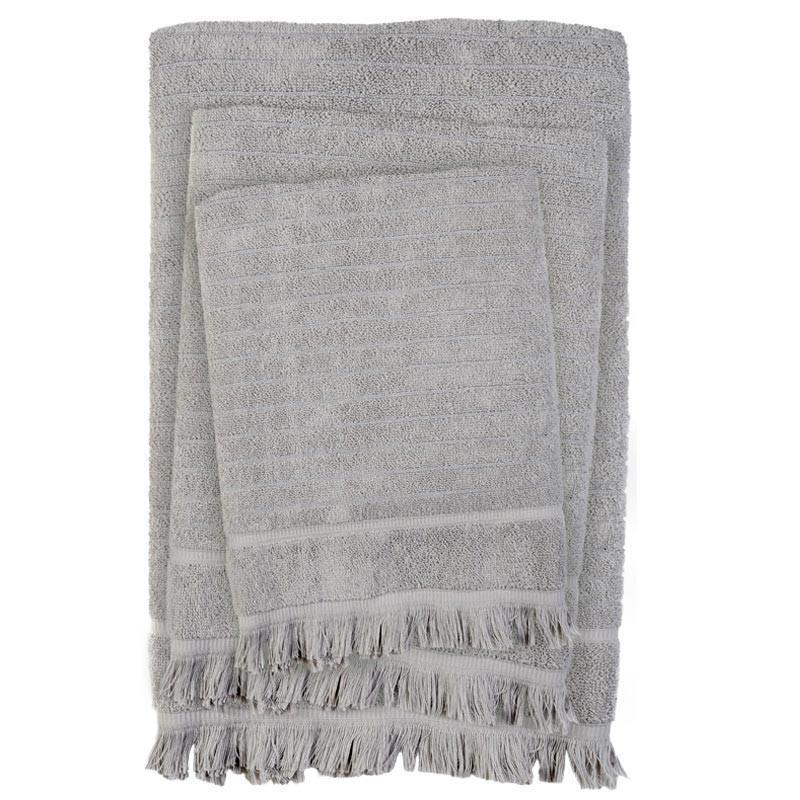 Πετσέτες Μπάνιου (Σετ 3τμχ) Das Home Simple 405