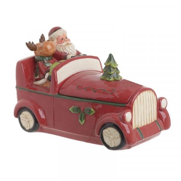 Χριστουγεννιάτικη Μπισκοτιέρα InArt 2-60-079-0003