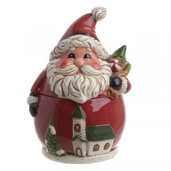 Χριστουγεννιάτικη Μπισκοτιέρα InArt 2-60-079-0004