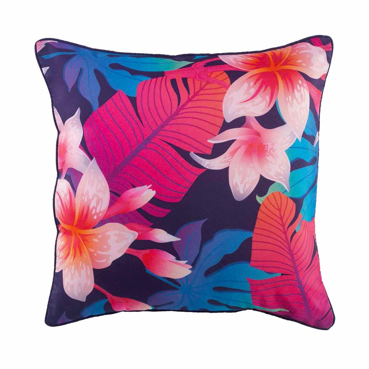 Διακοσμητικό Μαξιλάρι (40×40) Fun Flowers 1408334