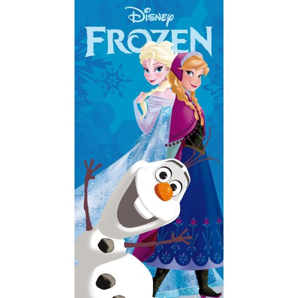 Παιδική Πετσέτα Θαλάσσης Viopros Frozen 22