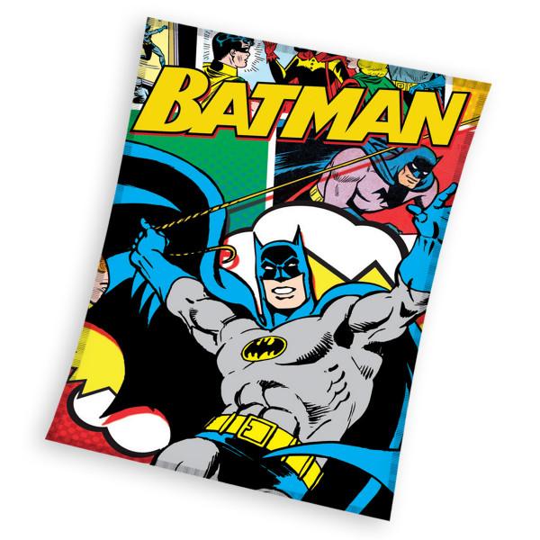 Παιδική Κουβέρτα Καναπέ Batman BAT8002