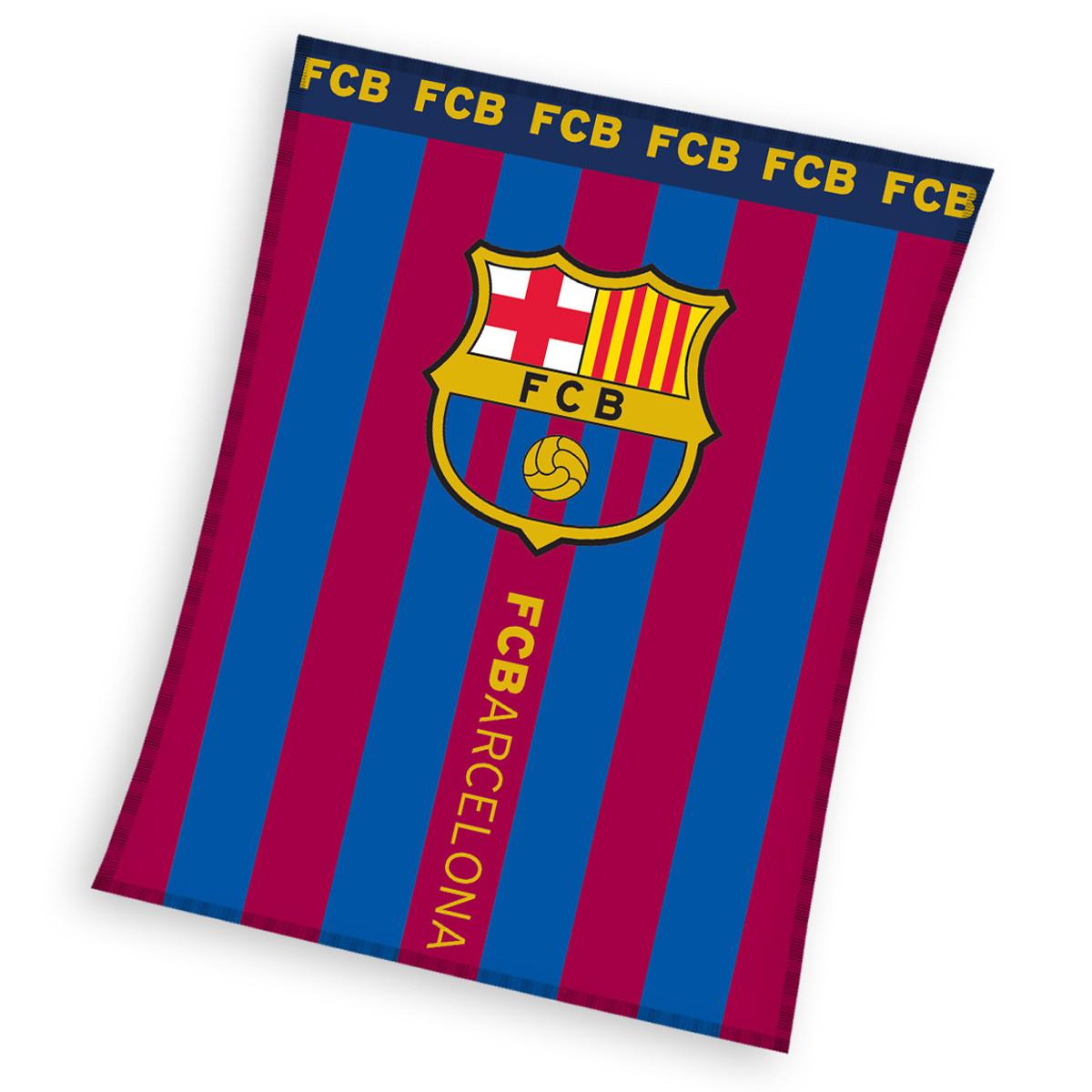 Κουβέρτα Καναπέ FC Barcelona FCB181020