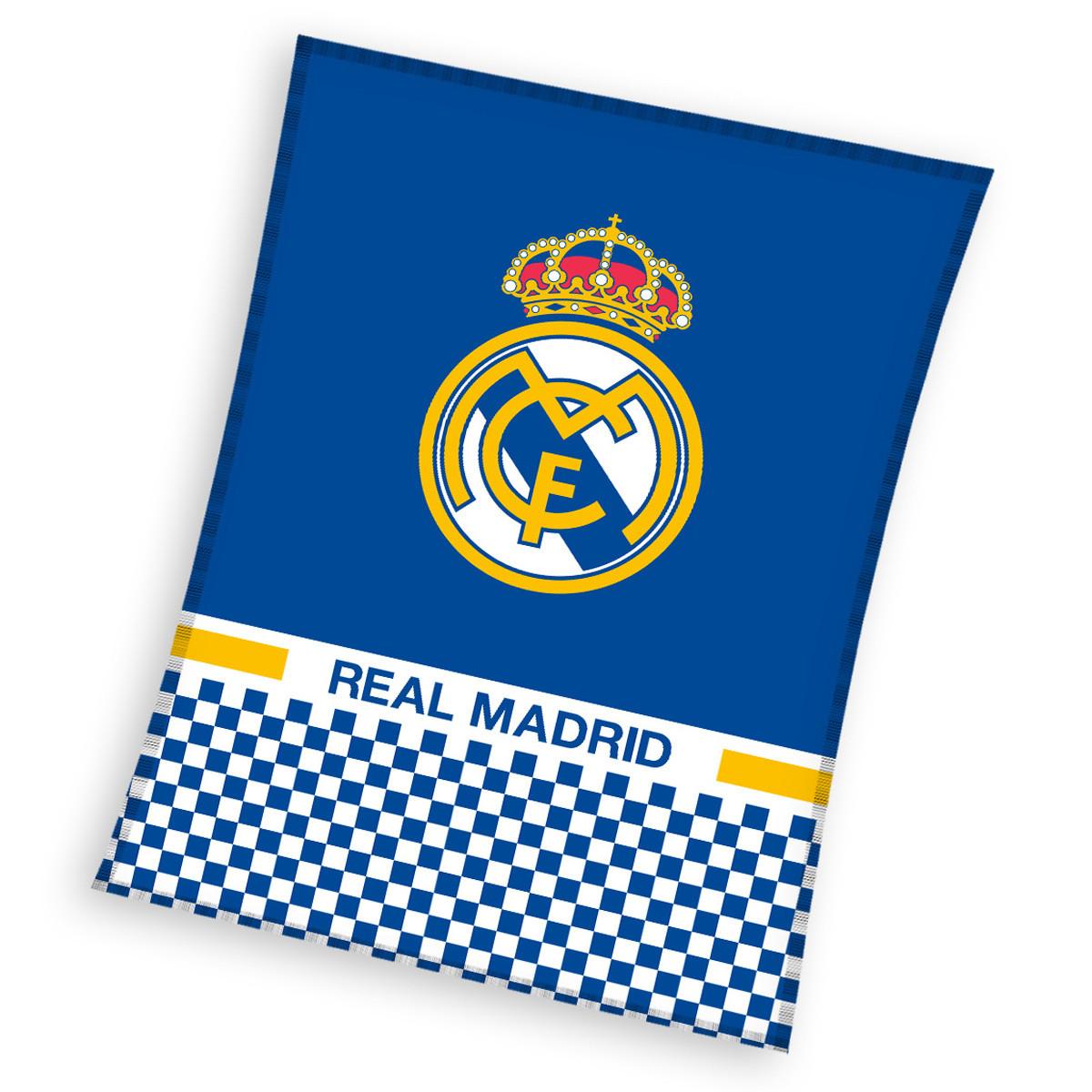 Κουβέρτα Καναπέ Real Madrid RM182035