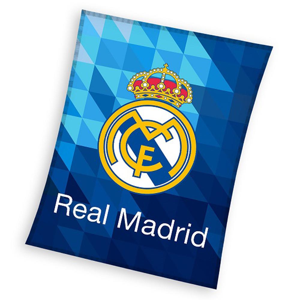 Κουβέρτα Fleece Μονή Real Madrid RM182067