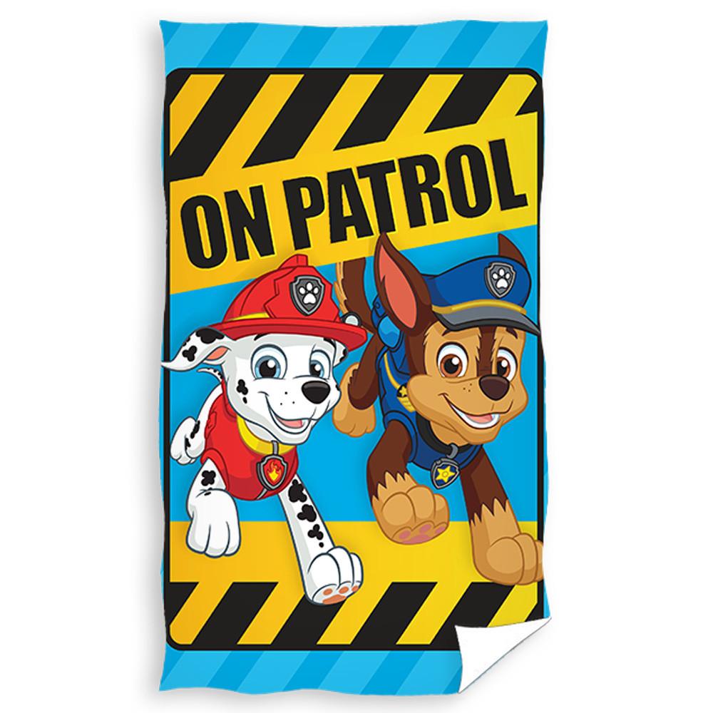 Παιδική Πετσέτα Χεριών (30×50) Paw Patrol PAW182021