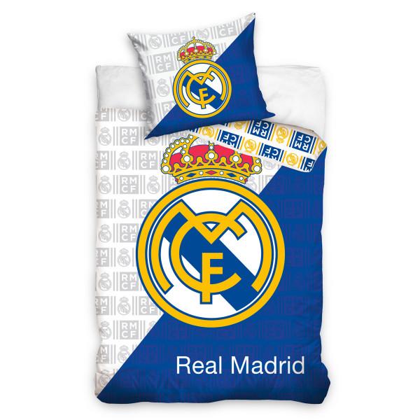 Παπλωματοθήκη Μονή (Σετ) Real Madrid RM182095