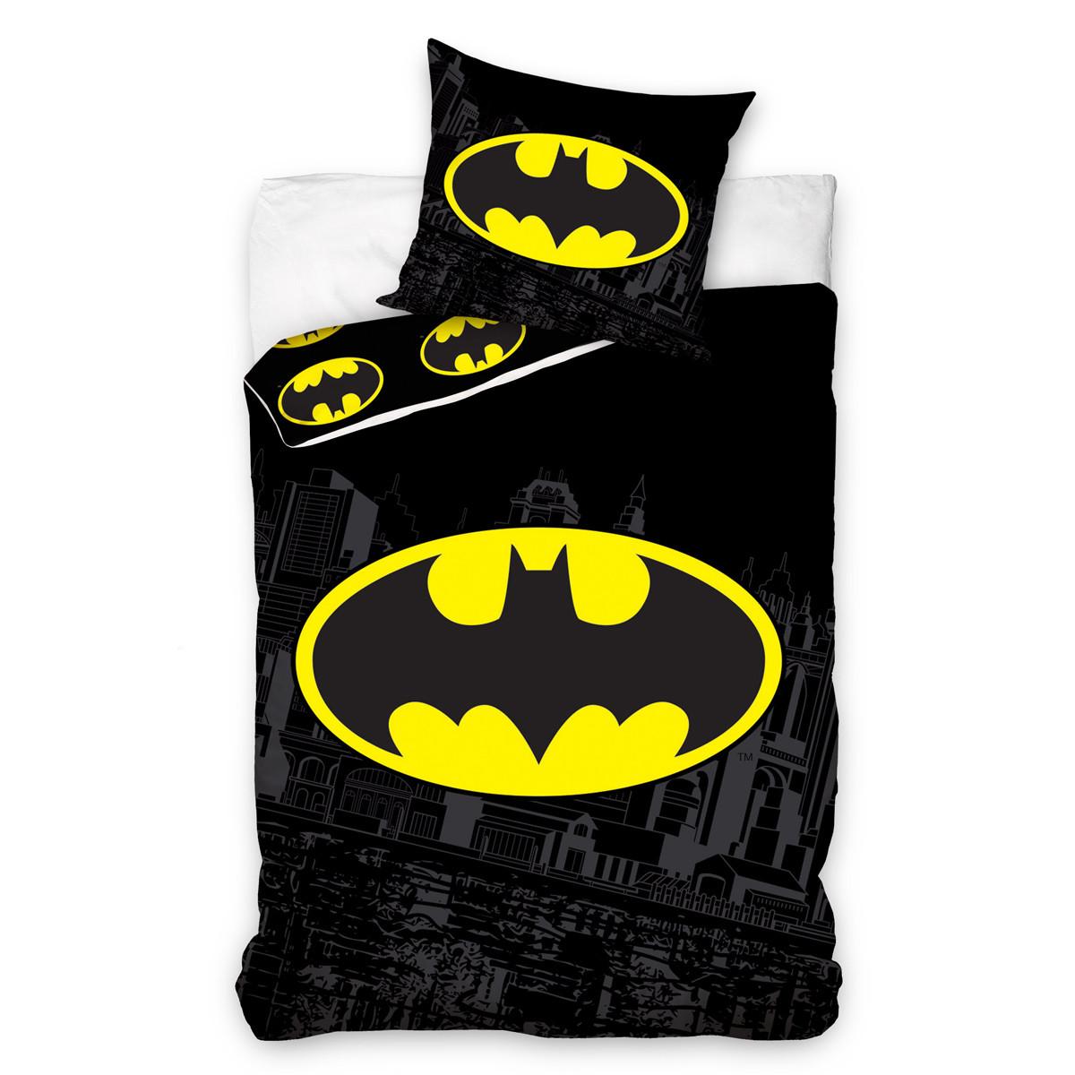 Παπλωματοθήκη Μονή (Σετ) Batman BAT8004