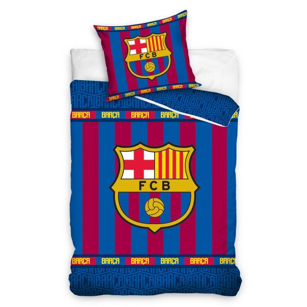 Παπλωματοθήκη Μονή (Σετ) FC Barcelona FCB161011