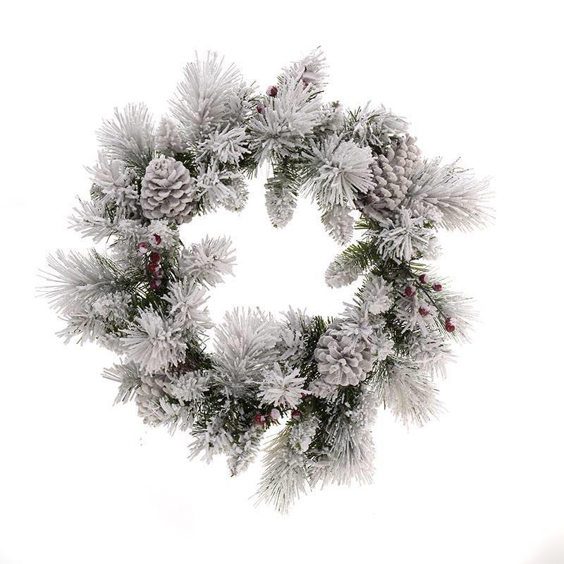 Χριστουγεννιάτικο Στεφάνι InArt 2-85-593-0006