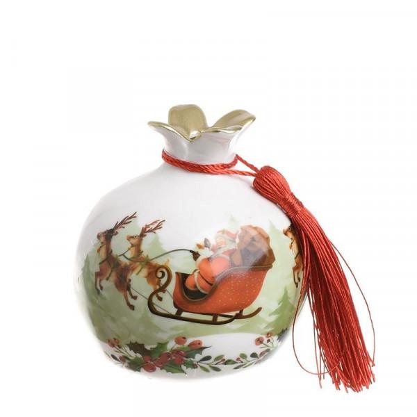Χριστουγεννιάτικο Ρόδι InArt 2-70-146-0236
