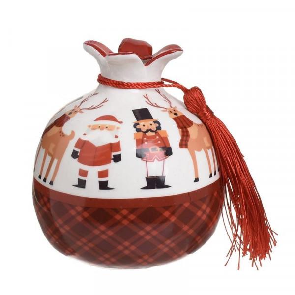 Χριστουγεννιάτικο Ρόδι InArt 2-70-146-0238