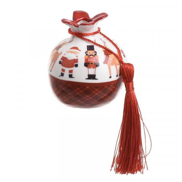 Χριστουγεννιάτικο Ρόδι InArt 2-70-146-0239