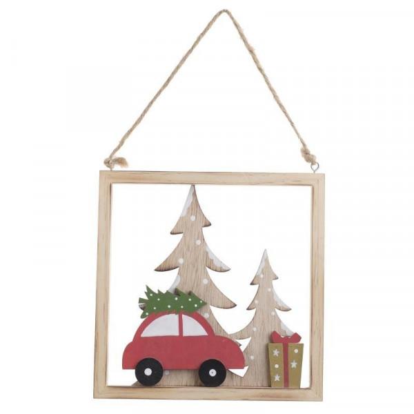 Χριστουγεννιάτικο Διακοσμητικό InArt 2-70-540-0061